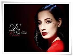 for the first time beauty icon dita von teese is launching her makeup line with the german based brand artdeco the line includes makeup brushes