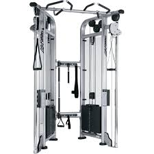 signature series dual adjule pulley strength equipment life fitness