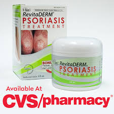 Revitaderm Psoriasis Treatment Now Available At Over 7 600 Cvs