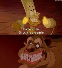 Funny Beauty And The Beast Quotes Best of Beauty And The Beast Funny Quote Quote Number 24 Picture Quotes