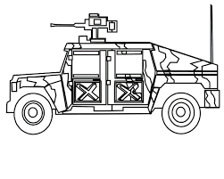 coloring picture detail name military vehicles coloring pages