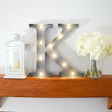 light up wall letters light up letters wall decor magnificent astonishing light up wall letters in