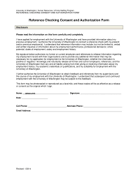 Credit Consent Form Reference Checking Consent Authorization Form 788x1020 Driver