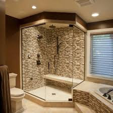 Designer Glass Door Bathroom Shower Ideas