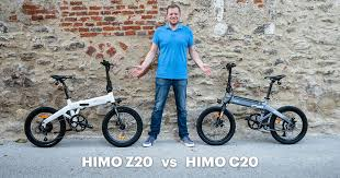 Xiaomi <b>Himo Z20</b> vs Himo C20 - Comparison Review | elProducente ...