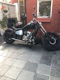 chopper bobber motorcycle ajs 125cc in rusholme manchester