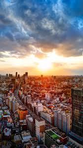 Sunrise-in-Tokyo-iPhone-Wallpaper ...
