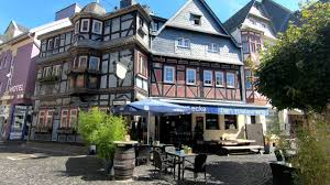 Hotel Blaue Ecke Adenau Germany Bookingcom