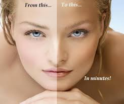 is natural glow spray tan an option for you