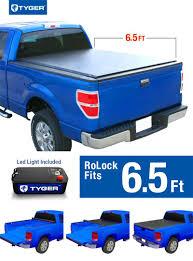 RoLock Soft Low-Profile Tonneau Cover 2007-2018 Toyota Toyota ...