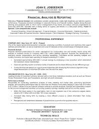 Good Examples Of Resumes Sample Good Resume Resume Examples For