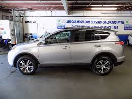2017 Used Toyota RAV4 Rav4 XLE AWD at Automotive Search Inc ...