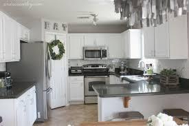 general finishes milk paint kitchen cabinetsKitchen in Snow White Milk Paint  General Finishes Design Center