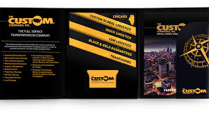 The Custom Companies Marketing Solutions For The Custom Co Brand Sales Sheets