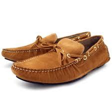 brown vamp and driving shoes men genuine leather p n grind bg2020 brown