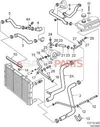 7482953 saab hose genuine saab parts from esaabparts rh esaabparts saab parts diagram online