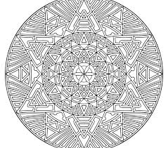 Small Picture Mandala Coloring Pages Online Butterfly Design Mandala Butterfly