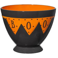 halloween candy bowl ceramic. Unique Candy Magenta Halloween Candy Bowl In Multi Throughout Ceramic