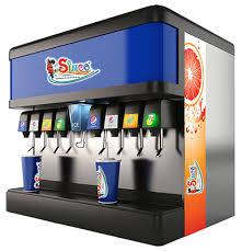 Soft Drinks Vending Machine Custom Simco Fountains Soda Machine Manufacturer In India