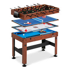 123456 MD SPORTS 54 INCH 4-IN-1 COMBO TABLE ::: sports - Your best