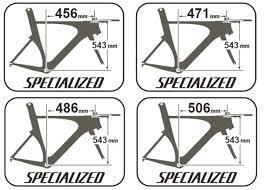 Proper Specialized Shiv Sizing Specialized Size Chart 2018
