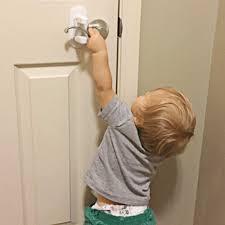 Kindersicherung Tür Fenster Türgriff Schrank 2 Stück Yygift Baby
