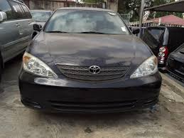 SOLD! Black Toyota Camry LE 2002 Leather Interior - Autos - Nigeria
