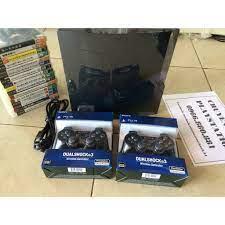 Máy ps3 slim - playstation 3 đời 2000 cop game full ổ cứng 320gb - list game  hơn 5000 neogeo và 4 nút nes - Sắp xếp theo liên quan sản phẩm