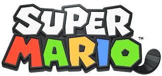 Super Mario Logo Transparent PNG | PNG Mart
