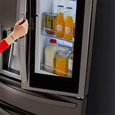 lg refrigerators lowes. door-in-door refrigerators lg lowes