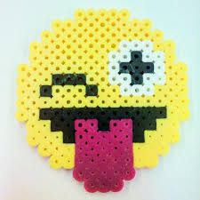 Emoji Perler Bead Patterns Enchanting Ideas And Inspirations Perler Bead Emojis