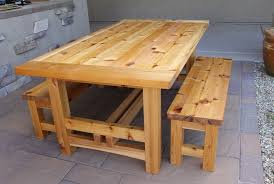 attractive wood patio table plans patio furniture wood plans home design ideas