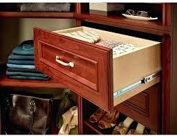 closetmaid drawer kit impressions in dark cherry wide drawer kit closetmaid 17 in drawer kit with closetmaid drawer kit