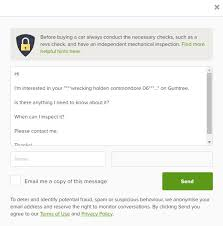 Safety To Avoid Support Knowledgebase Au Gumtree Scams qtw4x8Tqg