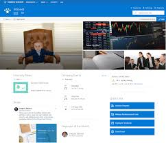 Sharepoint Website Examples Sharepoint Examples