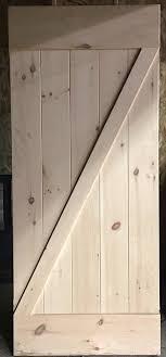z style sliding barn door introductory pricing by barndoor