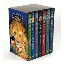the chronicles of narnia 7 x hardcover books in 1 x boxed set the chronicles of narnia by c s lewis 9780060244880 booktopia