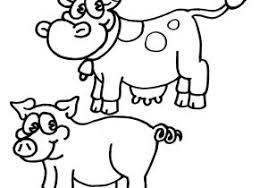 Disegni Di Animali Da Ritagliare E Incollare Per Bambini Con Disegni