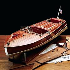 craft model kit by wade chris boat models wooden kits runabout