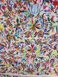 Mexican Pattern Adorable Mexican Patterns Otomi Fabric And Textiles For Home Decoration