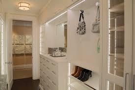 tilted shoe shelves transitional