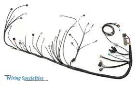 350z 2jzgte swap wiring harness wiring specialties nissan 350z 2jzgte wiring harness