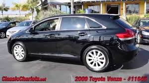 Used 2009 Toyota Venza For Sale In San Diego at Classic Chariots ...