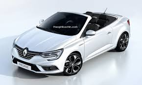 2018 renault megane gt. delighful megane will the new renault megane cabriolet look like this with 2018 renault megane gt