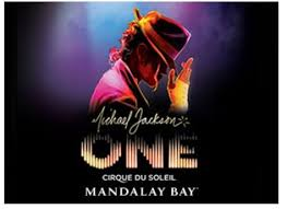Michael Jackson One Mandalay Bay Las Vegas Las Vegas