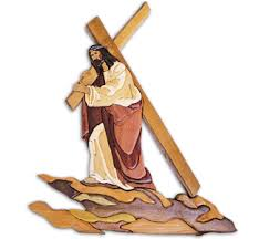Intarsia Patterns Magnificent Religious Patriotic The Cross Intarsia Pattern