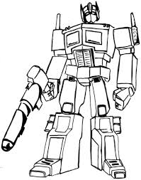 Adult Free Transformer Coloring Pages Free Transformer Coloring