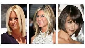 Jemné Vlasy účesy Krátké Vlasy