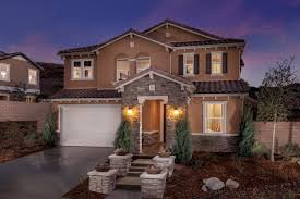 New Homes for Sale in Simi Valley CA Arroyo Vista munity by