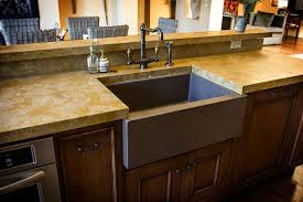 concrete farm sink. Delighful Sink Concrete Farm Sinks For The Kitchen Intended Sink I